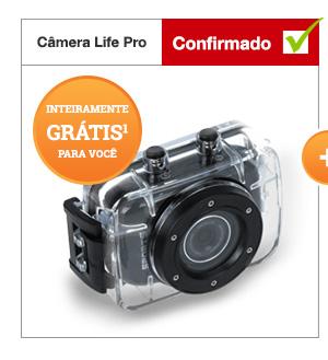 Câmera Life Pro