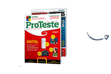 Revista  Proteste Dinheiro&Direitos