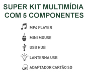 Super kit multimédia