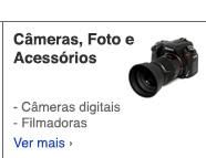 Câmeras, Foto e Acessórios