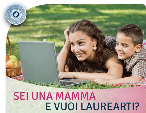 Sei una mamma e vuoi laurearti?