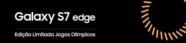 Galaxy S7  edge Edição Limitada JOGOS OlímpicOS