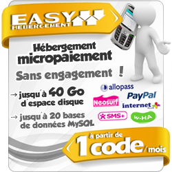 Easy-hebergement.fr