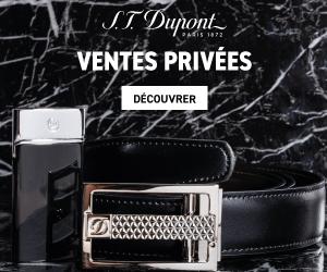code promo ST Dupont
