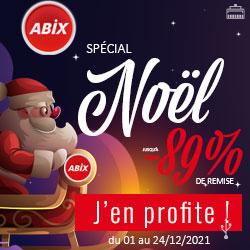 Codes promo ABIX et cashback ABIX - 4 % de réduction