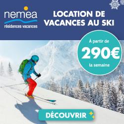 Location Ski pour vacances d'hiver