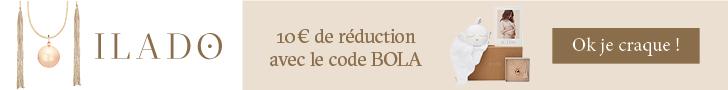 code promo ilado