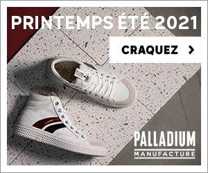 code promo palladium manufacture