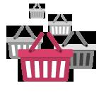 Diferentes comissões para diferentes produtos do carrinho de compras